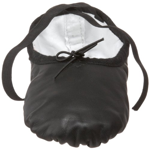 Ballet Black Pro 1 Leather Sansha Slipper agtTqPw