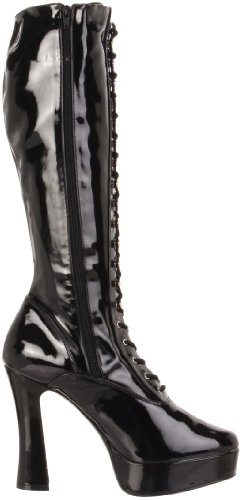 Pleaser Electra-2023, Women's Unlined Classic Boots Long Length Black