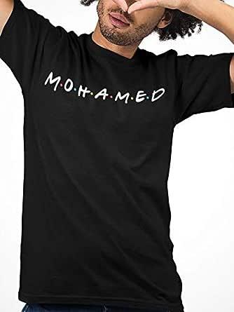 عتيق تيشيرت باسم محمد تيشيرتات رجاليه قطن