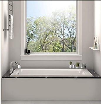 foto de Fine Fixtures 60-inch Soaking Drop-in or Alcove Bathtub - 60