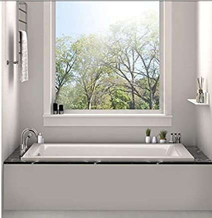 Fine Fixtures 60 X 30 Drop In Bathtub Amazon Com
