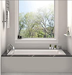 Fine Fixtures 60 Quot X 30 Quot Drop In Bathtub Amazon Com