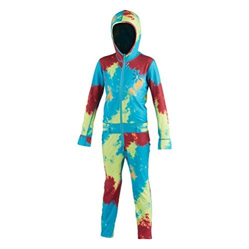 [Airblaster Youth Ninja Suit Tie Dye Medium] (Ninja Suits For Sale)