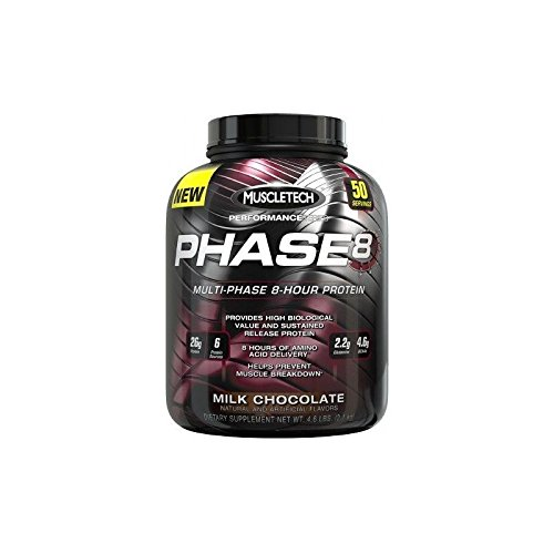 MuscleTech Protein Sustained Release Vanilla