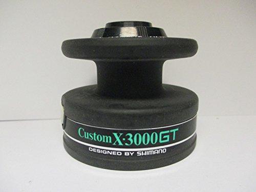 (shimanoo SHIMANO SPINNING REEL PART - RD0630 Quickfire Custom X-3000GT - Spool)