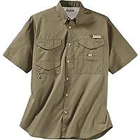 Columbia Men's Bonehead Short Sleeve Shirt Tall,SAGE,2XT