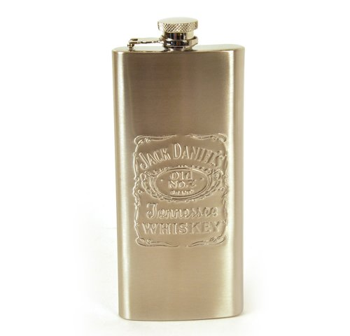 Jack-Daniels-5Oz-Slimline-Pocket-Flask