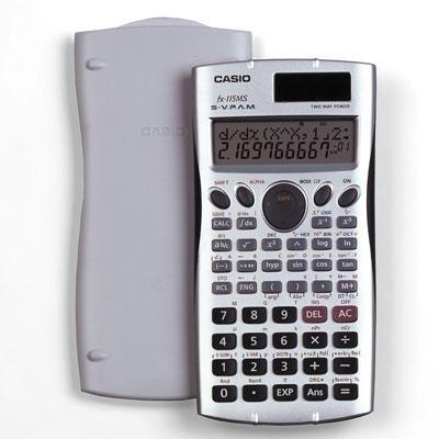 Casio Scientific Calculator FX-115MS by Casio