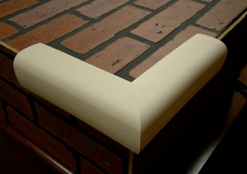Cardinal Gates Kids Edge Large Fireplace Pad Kit, Taupe by Cardinal Gates (Image #1)