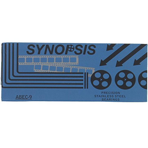 Synopsis Abec-9 Stainless Steel Bearings by Synopsis
