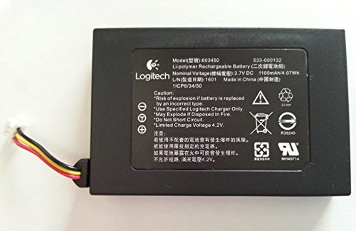 Price comparison product image Original Logitech Lithium-ion Battery for Logitech G933 Artemis Spectrum Gaming Headset
