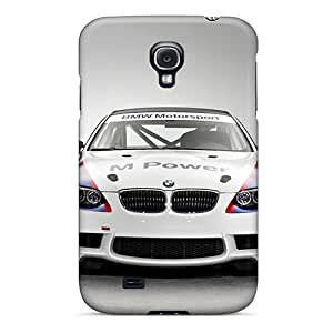 Scratch Protection Hard Cell-phone Case For Samsung Galaxy S4 With Unique Design Lifelike Iphone Wallpaper Pictures MansourMurray