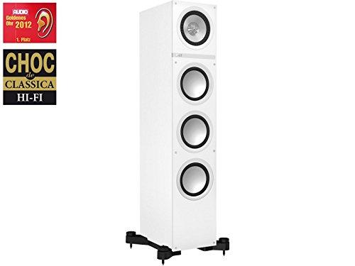 KEF Q500 Floorstanding Loudspeaker - White (Single)
