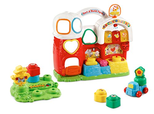 (VTech Sort & Build Farm)