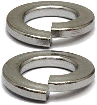 M3 Metric Stainless Steel Split Lock Washer 100 18-8 Lockwasher A2