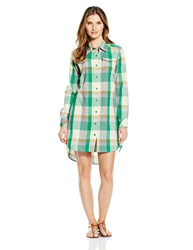 KAVU Women's Jurnee Dress, Woods, XX-Small