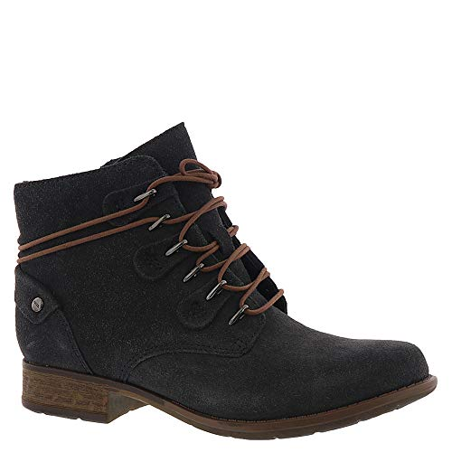 Earth Boone Bootie - Womens Navy