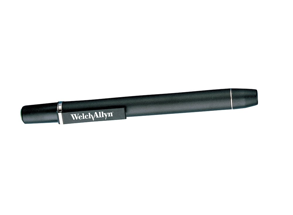 Welch Allyn 76600  professionnel stylo lumiè re avec 2  piles AAA GIMA