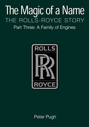 Spitfire Roll (The Magic of a Name: The Rolls-Royce Story, Part 3: A Family of Engines)