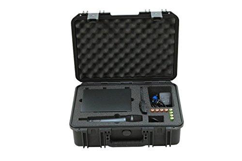 SKB 3I-1711-SEW iSeries Injection Molded Case for Sennheiser EW-100 ()
