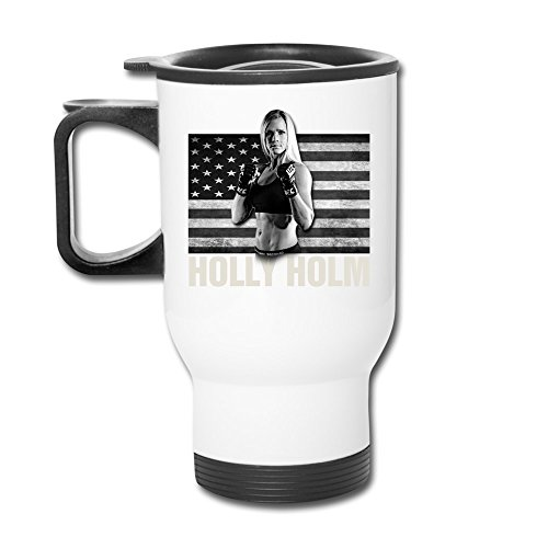 white-holly-holm-charcoal-ufc-tonal-flag-travel-coffee-mugs-stainless-mug