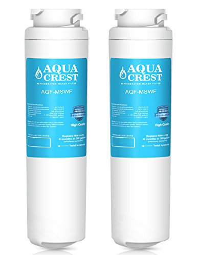 AQUACREST MSWF Replacement for GE MSWF, 101820A Refrigera...
