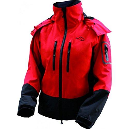 Anapurna Jacket Size S Black / Red Woman