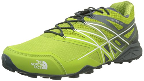 The North Face M Ultra Mt, Men's Trail Running Green