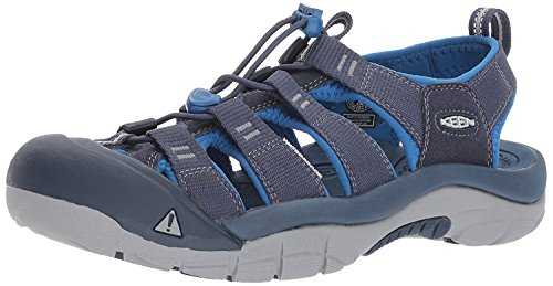 KEEN Mens Newport H2 Sandal, azul/azul cl?sico (Dress Blue/Classic Blue), 46 D(M) EU/11 D(M) UK