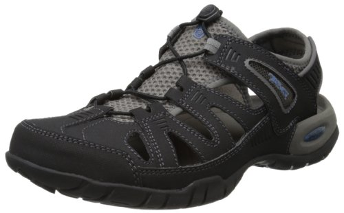 Teva Men's Abbett Sandal - Black - 11 D(M) US
