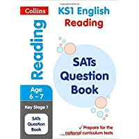 KS1 Reading SATs Question Book: Key Stage 1 (Collins KS1 SATs Practice)