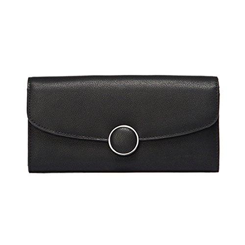 women Noir purses Pochette YYW femme pour for FpwEYqH