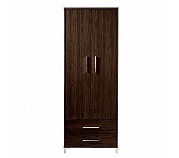 Devoted2Home Burwell (Schlafzimmer Möbel Kleiderschrank 2 türig/2 ...