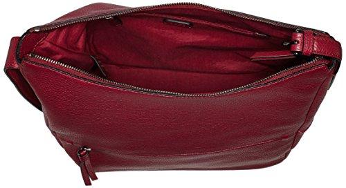 Ecco SP, Borse a Tracolla Donna, Rosso (Rot (90558), 31 x 28.5 x 13 cm (B x H x T)