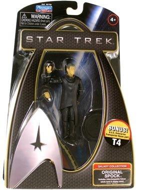Star Trek Galaxy Collection Original Spock Action Figure