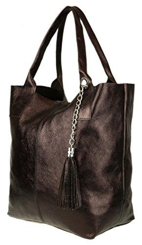 Handbags Girly Hombro De Bolso Material Marrón Sintético Para Al Mujer RqB11w