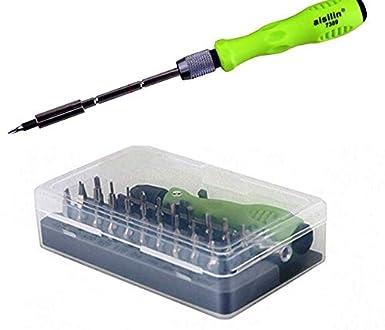 Screwdriver 32 In 1 Micro Tool Kit Repair Set Laptop PC Computer T6 TorxFF