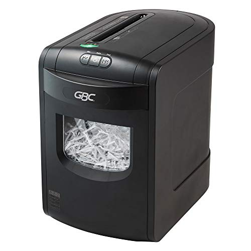Swingline GBC Paper Shredder, Jam Free, 14 Sheet Capacity, Super Cross-Cut, 1-2 Users, EX14-06 (1757398)