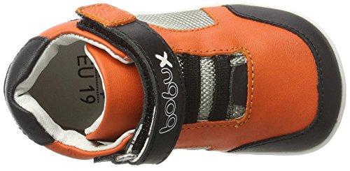Bobux 460783 Jungen Sneakers Orange (Orange)
