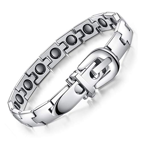 Titanium Cross Religious Design Flat 8mm Brushed Wedding Ring Band Size 10.50 Relieving Rheumatism Bridal & Wedding Party Jewelry