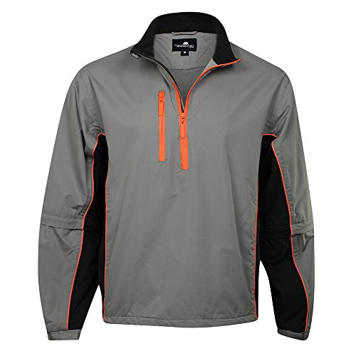 Zip Off Rain Jackets - 1