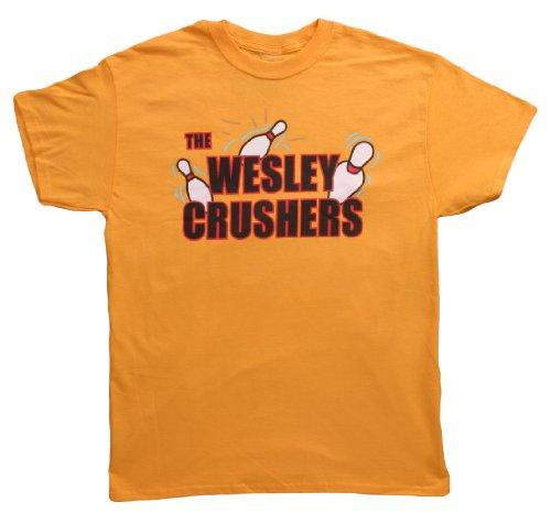 The Big Bang Theory Wesley Crushers T-Shirt