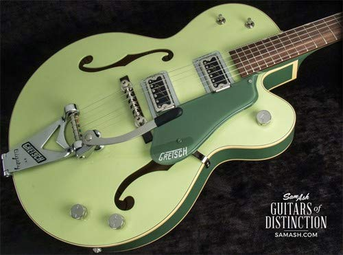 Gretsch G6118T-60 Vintage Select Edition '60 Anniversary Hollow Body Electric Guitar (SN:JT18031063)
