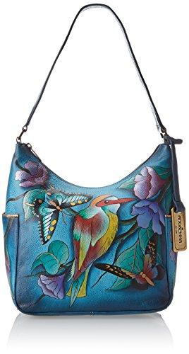 Anuschka 382 Shoulder Bag,Hawaiian Twilight,One Size