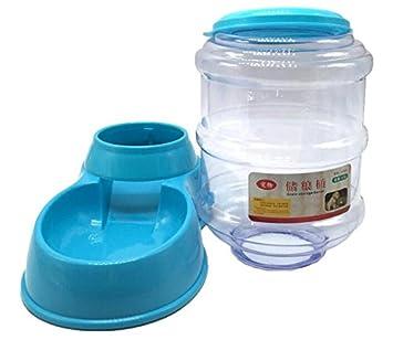 Comedero automático para mascotas, perros, gatos, botella de agua, dispensador de agua