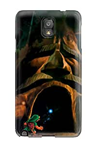 Slim Fit Tpu Protector Shock Absorbent Bumper The Legend Of Zelda Case For Galaxy Note 3