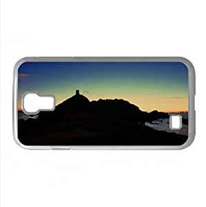 Island Silhouette Watercolor style Cover Samsung Galaxy S4 I9500 Case (Islands Watercolor style Cover Samsung Galaxy S4 I9500 Case)