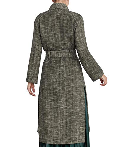 Tissu Manteau 660 En Zara Femme 2145 Fantaisie wtYY5