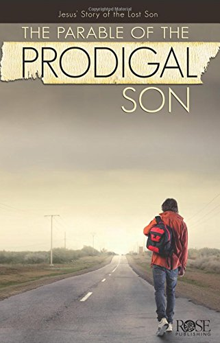Parable of the Prodigal Son Pamphlet