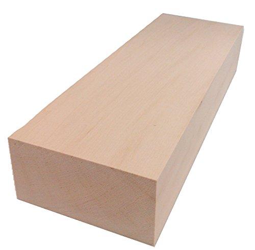 Basswood Carving Blocks Measuring 2.5
